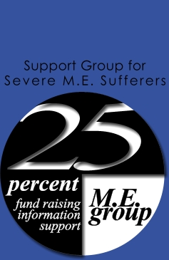 25 percent ME group logo