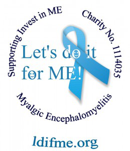 Let's do it for M.E. logo