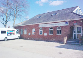 Wellspring Family Centre in Dereham
