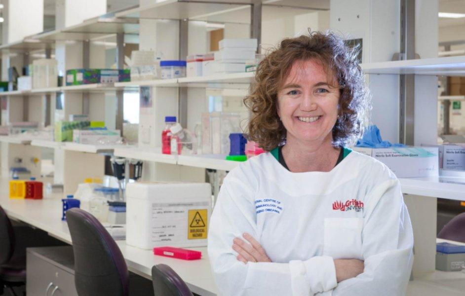 Professor Sonya Marshall-Gradisnik, MHIQ.